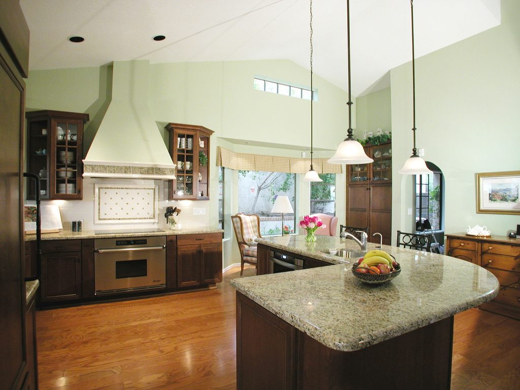 Kitchen Countertops Charlotte NC: Choosing The Right Color   Huntersville  Contractors